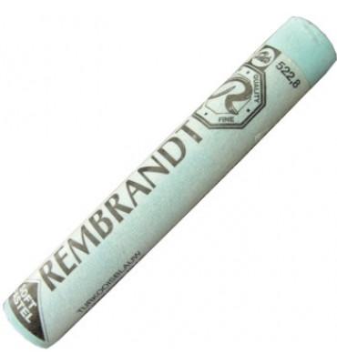 Pastel Seco Rembrandt Talens 522.8 Turquoise Blue