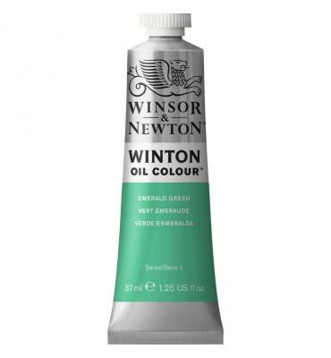 Tinta Óleo Winsor & Newton Winton 37ml 241 Emerald Green
