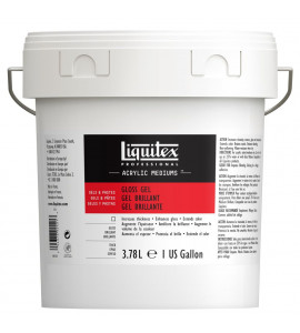 Gel Medium Gloss 3,78 Litros Liquitex