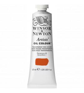 Tinta Óleo Artist 37ml S1 Transparent Red Ochre 647 Winsor & Newton
