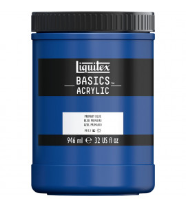Tinta Acrílica Liquitex Basics 420 Primary Blue 946ml