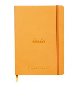 Caderno Goalbook A5 Rhodia Orange