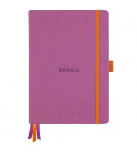Bloco Goalbook Rhodia Capa Dura Lilac A5