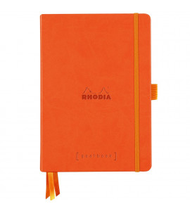 Bloco Goalbook Rhodia Capa Dura Tanger A5