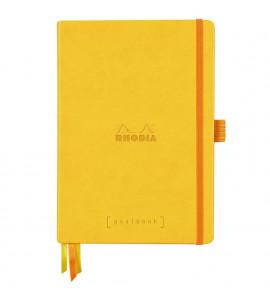 Bloco Goalbook Rhodia Capa Dura Yellow A5
