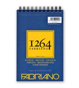 Bloco 1264 Fabriano Sketch A5 60 Folhas