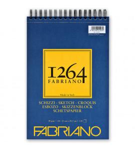 Bloco 1264 Sketch A4 Fabriano 120 Folhas