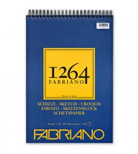 Bloco 1264 Sketch Fabriano A3 120 Folhas