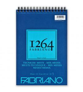 Bloco 1264 Mixed Media Fabriano A4 30 Folhas