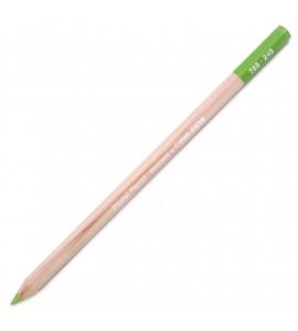 Lápis Pastel Seco Caran D'Ache Light Olive 40% 245
