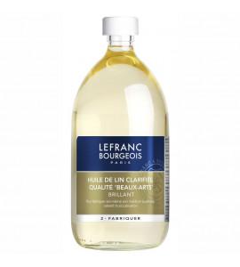 Óleo de Linhaça Purificado Lefranc Bourgeois 1 Litro