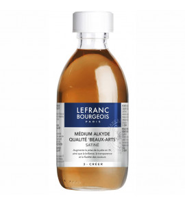 Médium Alkyde Lefranc & Bourgeois 250ml