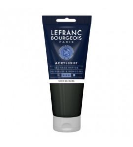 Tinta Acrílica Lefranc & Bourgeois 200ml 271 Mars Black