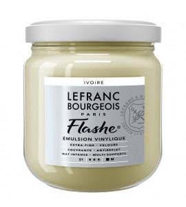 Tinta Flashe Ivory Lefranc Bourgeois 400ml