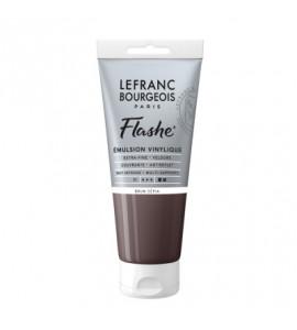 Tinta Acrílica Flashe Lefranc & Bourgeois 80ml S1 107 Sepia Brown