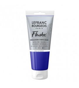 Tinta Acrílica Flashe Lefranc & Bourgeois 80ml S1 043 Ultramarine