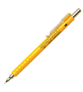 Lapiseira Koh-I-Noor  Profissional 0.7mm Amarela 5058