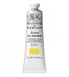 Tinta Óleo Artist 37ml S4 Transparent Yellow 653 Winsor & Newton