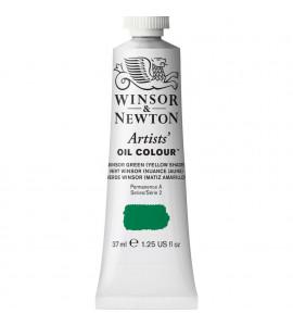 Tinta Óleo Artist 37ml S2 Winsor Green Yellow Shade 721 Winsor & Newton