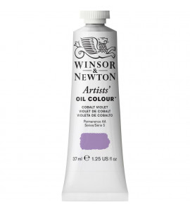 Tinta Óleo Artist 37ml S5 Cobalt Violet NY 192 Winsor & Newton