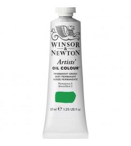 Tinta Óleo Artist 37ml S2 Permanent Green 481 Winsor & Newton