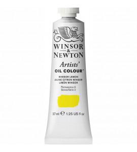 Tinta Óleo Artist 37ml S2 Lemon Winsor & Newton