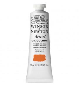 Tinta Óleo Artist 37ml S2 Winsor Orange 724 Winsor & Newton
