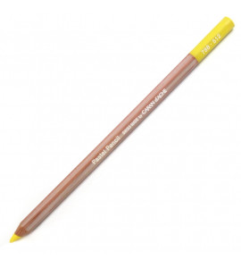 Lápis Pastel Seco Caran D'Ache Light Cadmium Yellow 512