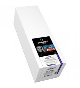 Rolo Papel Impressão Platine Fibre Art Rag 310g/m² 1,11 X 15,24m