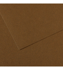 Papel Mi-Teintes Canson 501 Tabaco 50x65cm
