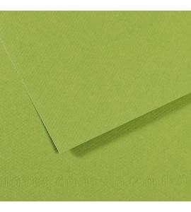 Papel Mi-Teintes Canson 475 Verde Maça 50x65cm
