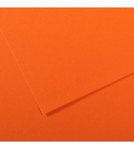 Papel Mi-Teintes Canson 453 Laranja 50x65cm