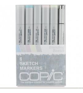Copic Markers 06 Blending Basics
