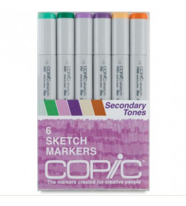 Copic Markers 06 Secondary Tones