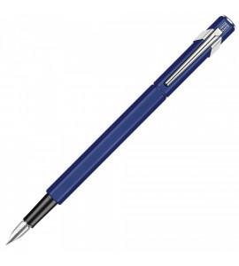 Caneta Tinteiro Caran d'Ache Pena M 849 Azul