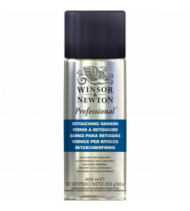 Verniz Retouching Spray 400ml Winsor & Newton