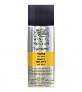 Verniz Spray Fixador Para Técnicas Secas 400ml Winsor & Newton