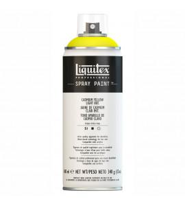 Tinta Spray Liquitex Acrílica 0159 Cadmium Yellow Light Hue 400ml