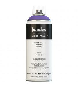 Tinta Spray Liquitex Acrílica 5186 Dioxazine Purple 5 400ml