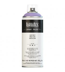 Tinta Spray Liquitex Acrílica 0790 Light Violet 400ml