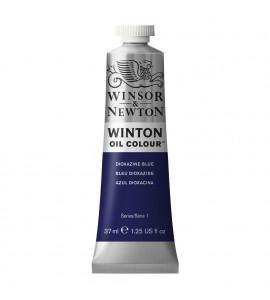 Tinta Óleo Winton 37ml Winsor & Newton 406 Dioxazine Blue