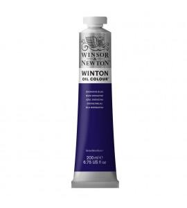 Tinta Óleo Winsor & Newton 406 Dioxazine Blue 200ml Winton
