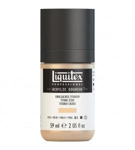 Tinta Guache Acrílica Liquitex 59ml S1 434 Unbleached Titanium