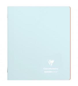 Caderno Koverbook Clairefontaine Pautado Azul Claro A5
