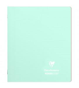Caderno Koverbook Clairefontaine Pautado Azul A5