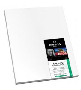 Papel Impressão Arches® Fine Art Aquarelle Rag 310 g/m² A3