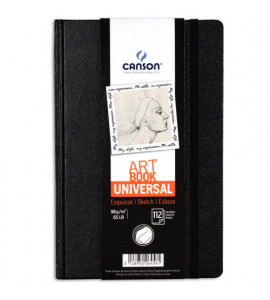 ART BOOK Universal CANSON A5