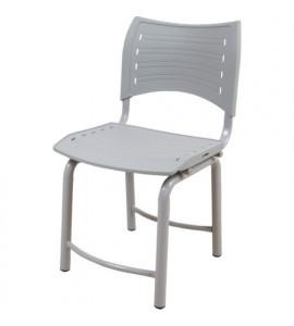 Cadeira com Assento Plástico Trident TUB-CD45P