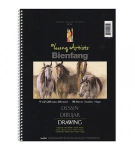 Caderno de Desenho Bienfang Espiral A4