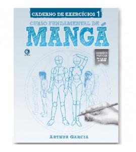 Caderno de Exercícios I - Curso Fundamental de Mangá